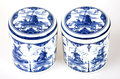 Delft-Blue-Canister-Dutch-Windmills